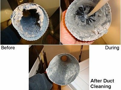 Dryer Vent Duct Cleaning